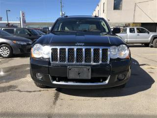 Used 2008 Jeep Grand Cherokee Overland for sale in Toronto, ON