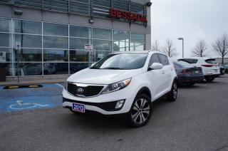 Used 2013 Kia Sportage 2.4L EX AWD at for sale in Pickering, ON