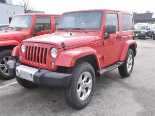 Used 2014 Jeep Wrangler Sahara NAVIGATION, BLUETOOTH, DUAL TOP !!!! for sale in Concord, ON