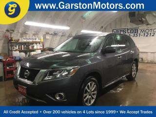 Used 2014 Nissan Pathfinder S*7 PASSENGER*KEYLESS ENTRY*TOW MODE*PUSH BUTTON TO START*POWER WINDOWS/LOCKS/MIRRORS*CRUISE CONTROL*TRACTION CONTROL* for sale in Cambridge, ON