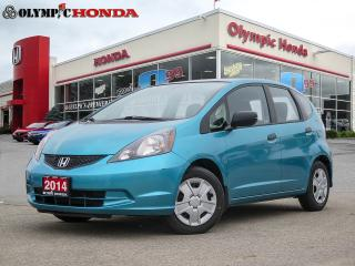 Used 2014 Honda Fit DX-A for sale in Guelph, ON