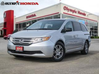 Used 2012 Honda Odyssey EX-L RES for sale in Guelph, ON