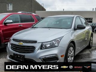 Used 2015 Chevrolet Cruze LS for sale in North York, ON
