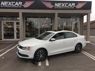 Used 2014 Volkswagen Jetta 1.8 TSI HIGHLINE AUT0 NAVI LEATHER SUNROOF 55K for sale in North York, ON