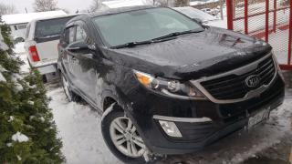Used 2013 Kia Sportage LX for sale in Grimsby, ON