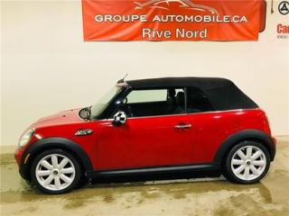 Used 2009 MINI Cooper S for sale in Montreal, QC