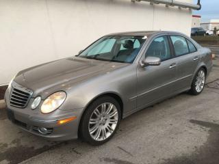 Used 2007 Mercedes-Benz E550 4 MATIC