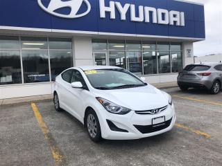 Used 2016 Hyundai Elantra GL for sale in Owen Sound, ON