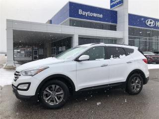 Used 2014 Hyundai Santa Fe Sport 2.4L AWD Premium for sale in Barrie, ON