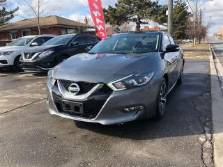 Used 2017 Nissan Maxima SL for sale in Scarborough, ON