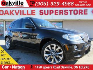 Used 2010 BMW X5 xDrive48i | LEATHER | 7 PASS | NAVI | M PACK |DVD for sale in Oakville, ON