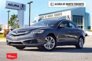 Used 2017 Acura ILX Premium 8dct Accident Free| LOW KM| Bluetooth| for sale in Thornhill, ON