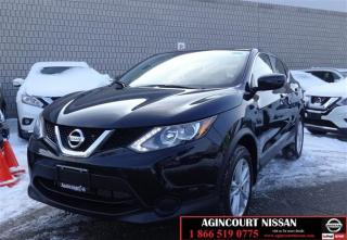 Used 2017 Nissan Qashqai S FWD CVT Demo|17 Alloy Rims|Rearview CAM|Bluetoot for sale in Scarborough, ON