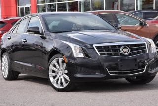 Used 2014 Cadillac ATS 2.0L Turbo AWD Luxury Navigation*Leather*Heated Se for sale in Ajax, ON