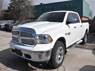 Used 2014 Dodge Ram 1500 Laramie NAVIGATION, SUNROOF, RAM BOXES !!!! for sale in Concord, ON