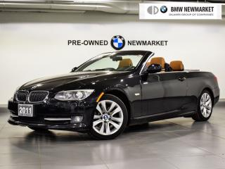 Used 2011 BMW 328i Cabriolet for sale in Newmarket, ON