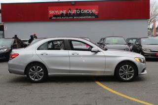 Used 2015 Mercedes-Benz C-Class 4dr Sdn C 300 Luxury 4MATIC for sale in Surrey, BC