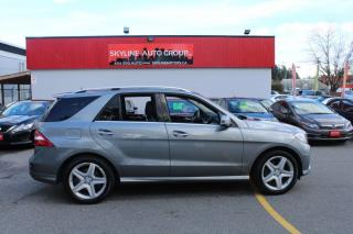 Used 2014 Mercedes-Benz ML-Class 4MATIC 4dr ML 350 BlueTEC for sale in Surrey, BC