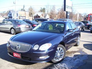 Used 2008 Buick Allure CXL,Leather,Key less for sale in Kitchener, ON