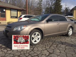 Used 2010 Chevrolet Malibu LS for sale in Glencoe, ON