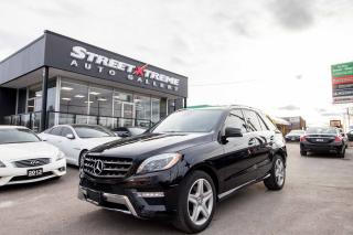 Used 2015 Mercedes-Benz ML 350 BlueTEC l 4MATIC l NAVI l 360CAM l PANO ROOF for sale in Markham, ON