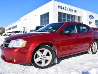 Used 2008 Dodge Avenger SXT for sale in Peace River, AB