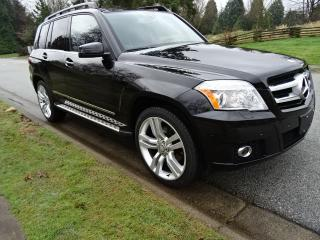 Used 2010 Mercedes-Benz GLK350 + DOC FEE $ 195.00 for sale in Surrey, BC