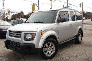 Used 2008 Honda Element EX for sale in Mississauga, ON