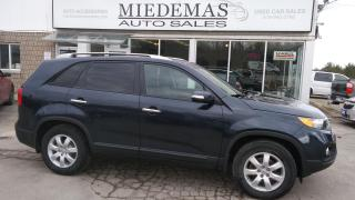Used 2013 Kia Sorento LX for sale in Mono, ON