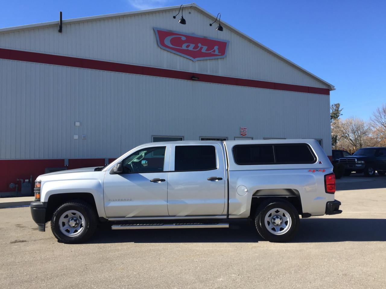 2014 Chevrolet C1500/K1500 Work Truck w/1WT