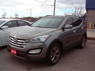 Used 2014 Hyundai Santa Fe SPORT for sale in Georgetown, ON
