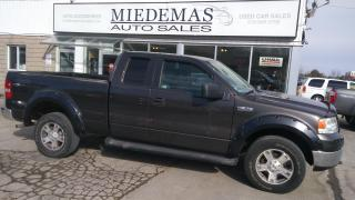 Used 2005 Ford F-150 XLT for sale in Mono, ON