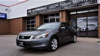 Used 2009 Honda Accord EX-L LOW KMS SUNROOF LEATHER NO ACCIDENT for sale in Mississauga, ON