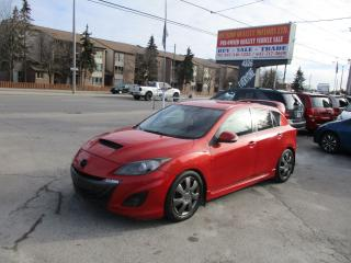 Used 2011 Mazda MAZDASPEED3 MAZDASPEED3 for sale in Scarborough, ON