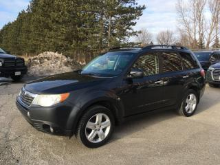 Used 2010 Subaru Forester X Limited w/Multimedia Option for sale in Scarborough, ON