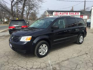 Used 2010 Dodge Grand Caravan SE/DVD/7Passenger/Winter Tires/Certified for sale in Scarborough, ON