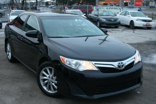 Used 2013 Toyota Camry LE for sale in Ottawa, ON