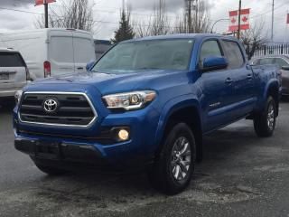 Used 2016 Toyota Tacoma SR5 for sale in Langley, BC