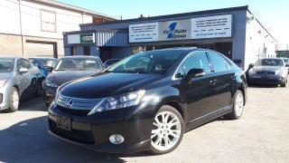 Used 2011 Lexus HS 250H Premium Luxury for sale in Etobicoke, ON