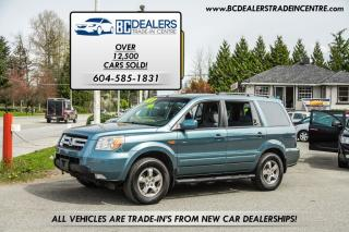 Used 2006 Honda Pilot EX, AWD V6 3.5L, Power Group, 3rd Row Seats! for sale in Surrey, BC