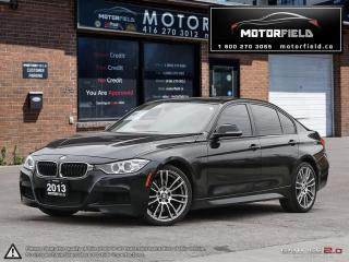 Used 2013 BMW 3 Series 335i xDrive M Sport Pkg *Navi, Rear Cam, Rare* for sale in Scarborough, ON