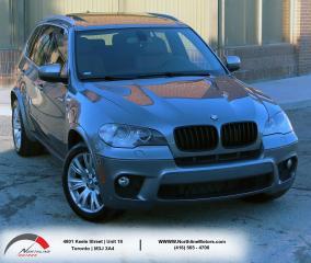 Used 2013 BMW X5 35i|M PKG|Navigation|7 Passenger|360 Camera for sale in North York, ON