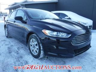 Used 2013 Ford Fusion 4D Sedan for sale in Calgary, AB