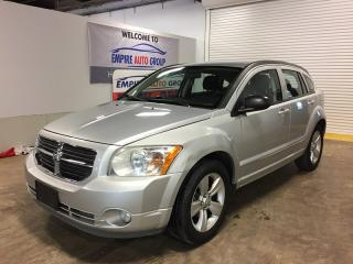 Used 2011 Dodge Caliber SXT * Power Group * Premium Cloth Seating for sale in London, ON