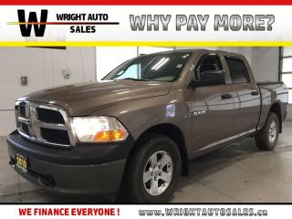 Used 2010 Dodge Ram 1500 ST|4X4|LOW MILEAGE|LEATHER|77,585 KMS for sale in Cambridge, ON