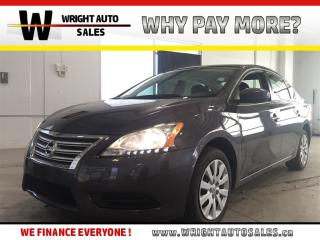 Used 2013 Nissan Sentra S|BLUETOOTH|LOW MILEAGE|35,896 KMS for sale in Cambridge, ON