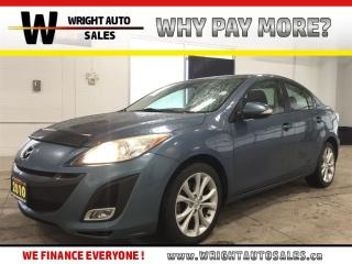 Used 2010 Mazda MAZDA3 GT|HEATED SEATS|BLUETOOTH|100,869 KMS. for sale in Cambridge, ON
