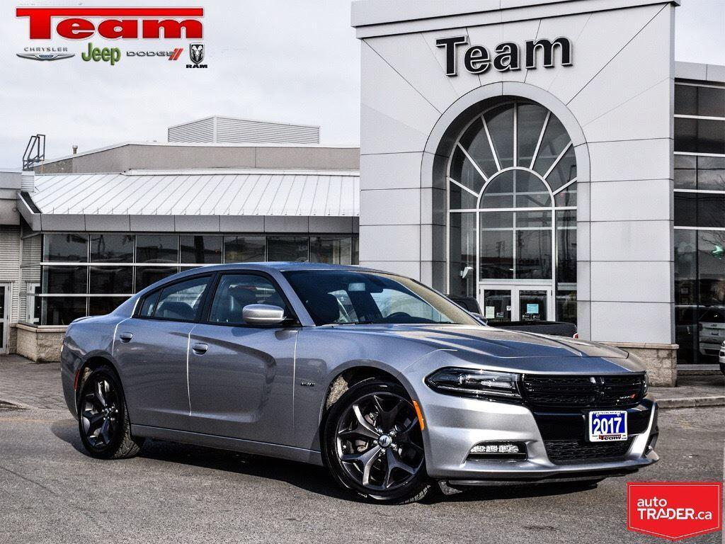 Used 2017 Dodge Charger R/T**BLIND SPOT DETECTION**POWER SUNROOF ...