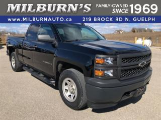 Used 2015 Chevrolet Silverado 1500 LS 4x4 for sale in Guelph, ON
