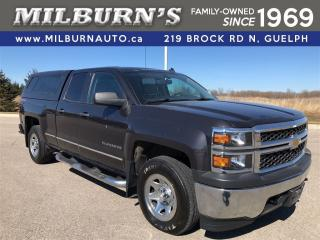 Used 2014 Chevrolet Silverado 1500 Work Truck w/1WT 4X4 for sale in Guelph, ON